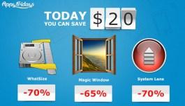 Last Mac app deal on AppyFridays