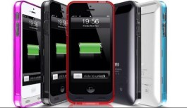 Looking for a Charger to get some Extra Juice for your iPhone 5, look no further than the Maxi Charger Bumper