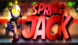 SpringJack a fun Runner Game worth the download – Review