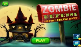 Zombie Defense: Smash & Crash – Review