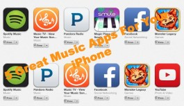 5 Great Music Apps For Your iPhone