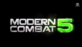 Gameloft shares details of Modern Combat 5: Video