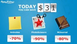 90% OFF on great Mac apps on AppyFridays
