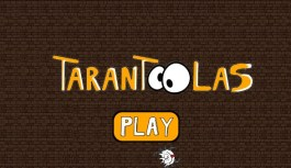 Tarantoolas, Simple and fun game to test your agility – Review