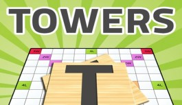 Towers – The Tile Stacking Word Game: Review