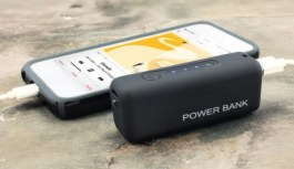 Olixar enCharge 2000mAh Portable Power Bank – Black