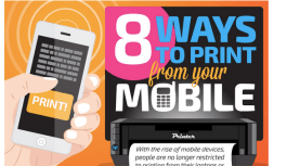 8 Ways To Print From your Mobile