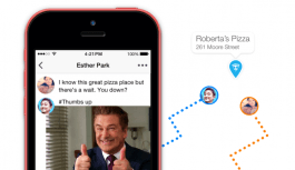 A Messaging App That's Quite Dashing