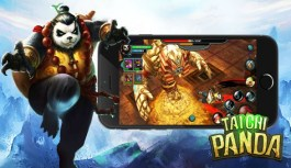 Snail Games' anticipated action RPG Taichi Panda is out now on iOS