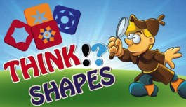Sharpen your thinking skills with this unique puzzle game, Think Shapes – Review