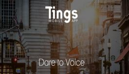 Tings is a social networking app that connects people using the most human form of expression: Review