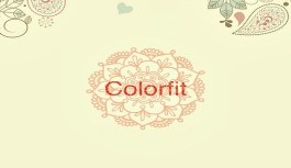 Colorfit Christmas Edition: Coloring Book for Adults – Secret Garden