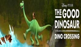 The Good Dinosaur App: Dino Crossing – Gameplay
