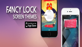 Fancy Lock Screen Themes Customise your iPhone – Review