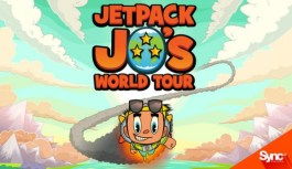 Press Release – New Android and iOS Game 'Jetpack Jo' to Give Back to Gamers