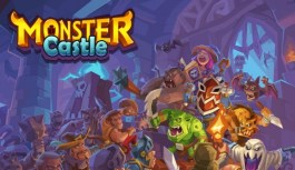 Defend against a human army as monsters in Monster Castle out now on iOS and Android
