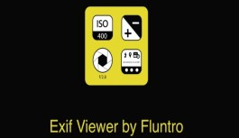 Exif Viewer is Beautiful and Well Crafted App for Professional Photographers