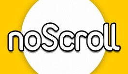 noScroll – The App We Have All Been Waiting For