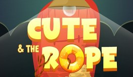 Cute & The Rope – Fun Casual Gaming App