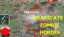 Zombie SkyKiller – Fun Zombie Themed Shooter