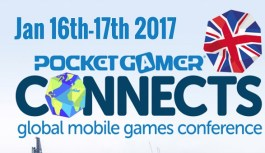 PG Connects London, Europe's largest mobile games industry conference, returns in bigger, better, bolder form on 16th-17th January to kick off the 2017 PGC Series