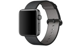 Giveaway – Apple Watch 42mm Black Woven Nylon Strap