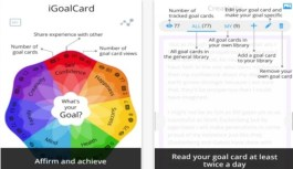 iGoalCard – The Goal Achiever That You Need