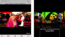 SuperSoul AudioVidz – customize your music videos and create your personal pocket jukebox
