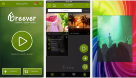 Treever is a new and more fun way of messaging