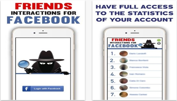 Fun for friends facebook app