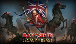 Iron Maiden: Legacy of the Beast is Finally Available on the Appstore –  Press Release