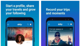 Don't Miss Driftr: Social Travel Platform App for Your Traveling Journeys