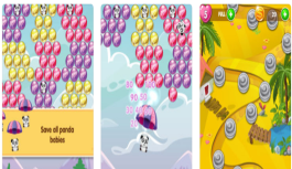 Colorful Puzzle Ultimate Panda Shooter that Will Cheer You Up