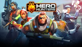 Today's Recommended Game – Hero Hunters