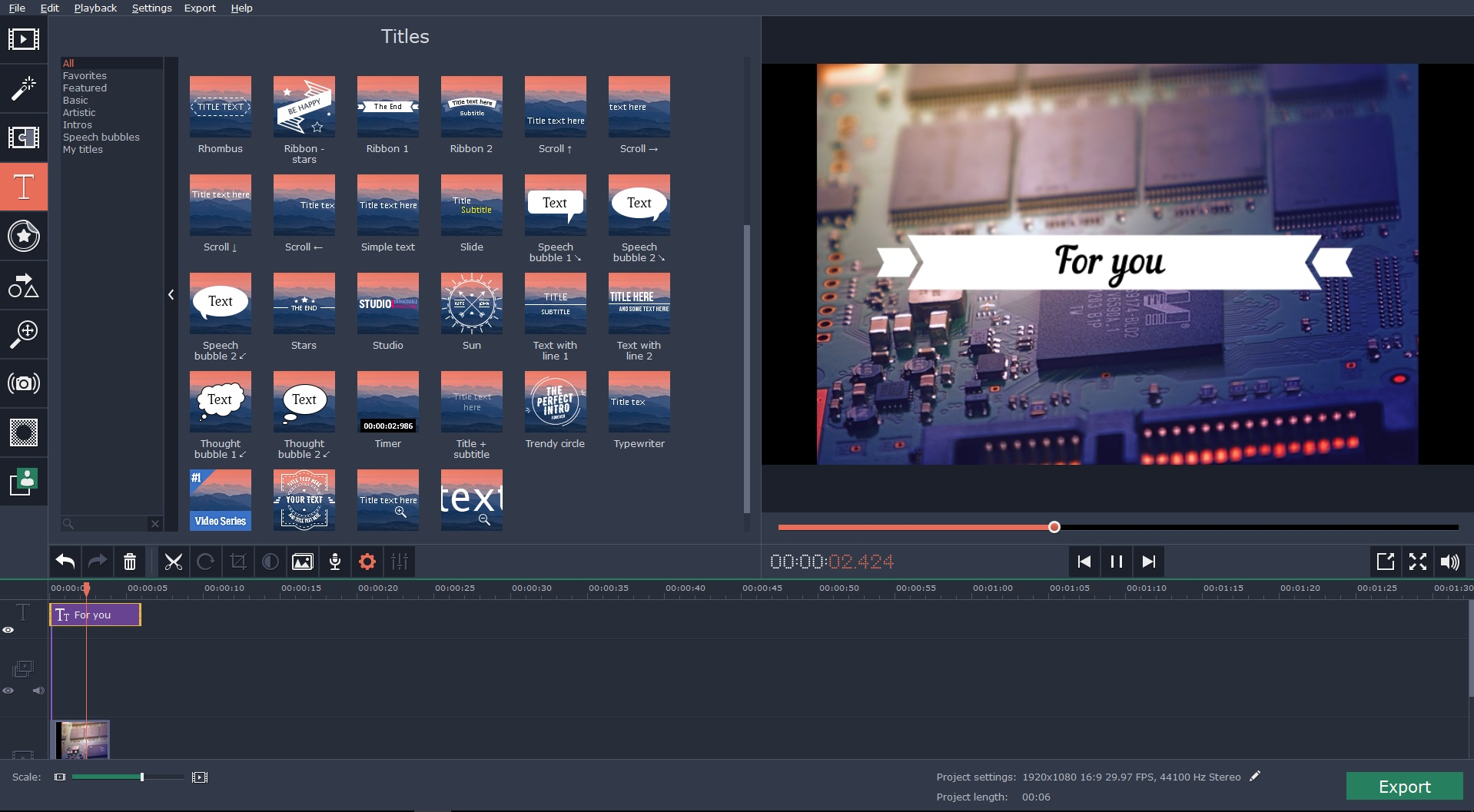 Adding Music to Videos with Movavi Video Editor | | iPhoneGlance