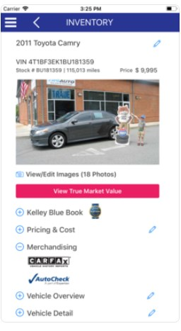 DealerClick DMS – A Great Mobile App for Auto Dealers