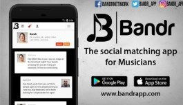 Bandr – Connect with Other Musicians Like Never Before