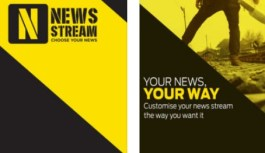Choose Your News with the News Stream App