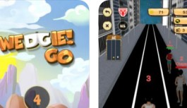 Wedgie Go – An Endless Runner with a Funny Twist