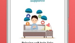 Supportiv: When You Get That Feeling, Try Digital Healing