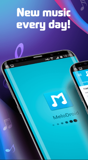 MeloDroid – Free & Powerful Music Player App | | iPhoneGlance