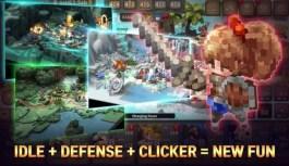 Game Review – Tap Defenders
