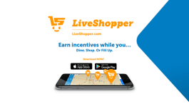 Get Real Rewards with the LiveShopper App