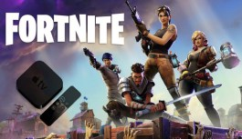 Fortnite Battle Royale Coming to Apple TV
