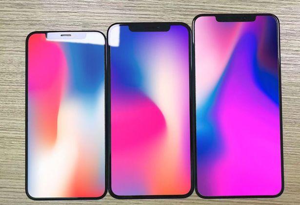 2018 iphones