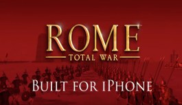 Rome: Total War Coming to iPhone and iPod Touch on the 23 August