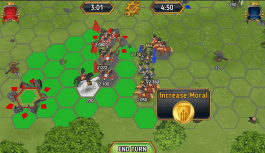 Try Your Commanding Skills and Go into Battle against your Enemies – Rule and Conquer