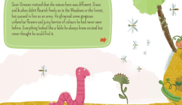 Unnamo the Earthworm is a Very Cool Concept Mix of a Game & Interactive Book