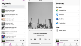App Review – Mix – Cloud Offline Music