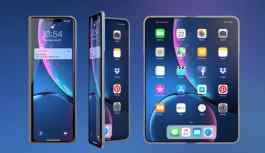 Foldable iPhone and iPad Concepts Are Introduced